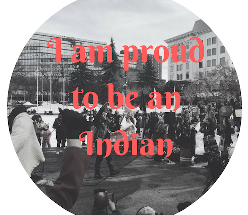 I am proud to be an Indian