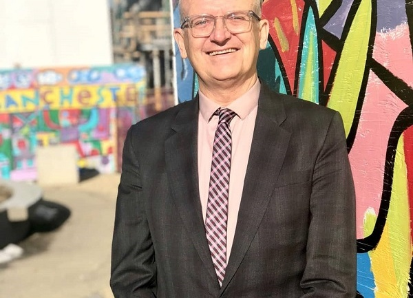 Introducing our Interim Executive Director Floyd Visser